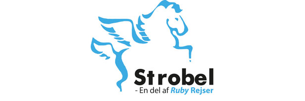 strobel_ruby rejser logo Ruby_Blå hest - cmyk